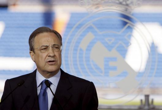 Marquez Claims That Florentino Perez Doesn't Like Black People ... - diski365.co.za