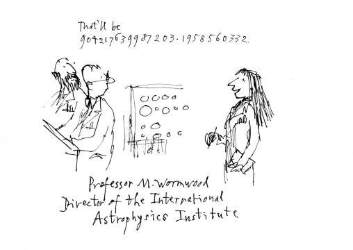 Matilda es directora del Instituto internacional de astrofísica