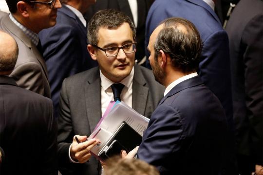 Gérald Darmanin, accusé de viol : la majorité fait bloc derrière lui - parismatch.com