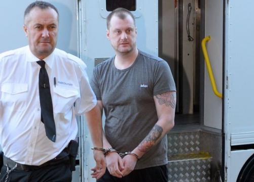 Christopher Kerrel, emprisonné à vie pour le meurtre de sa femme