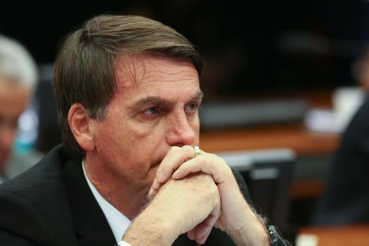 Jair Bolsonaro tem a difícil missão de calibrar contas do país - wikimedia.org