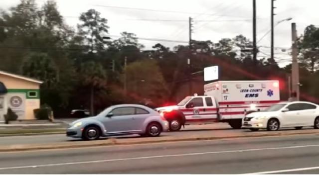 Multiple people shot at yoga studio [Image courtesy – WKMG News 6 Click Orlando YouTube video]