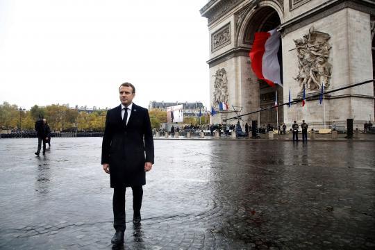 11 novembre: l'Élysee ne veut pas de célébration trop «militaire ... - lefigaro.fr