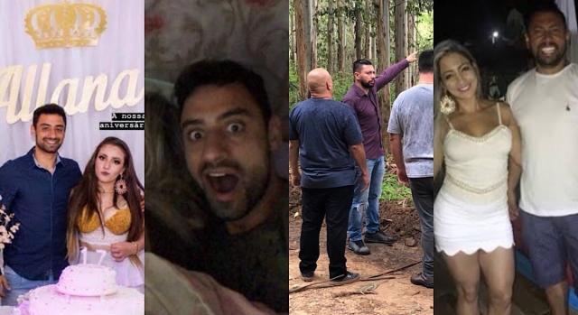 Jogador Daniel foi encontrado sem vida após participar do aniversário da filha do suspeito Edison Brittes