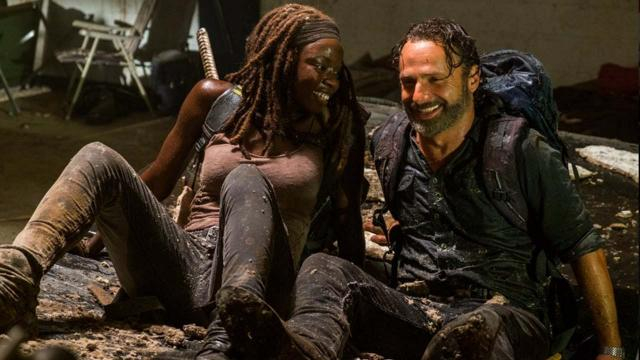 Rick Grimes will still be around in a series of TV movies in