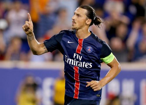 Zlatan Ibrahimovic says 'absolutely' he'd 'like to play' in Major ... - yahoo.com