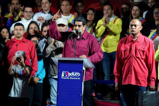 Nicolás Maduro fue reelecto este año en Venezuela para un nuevo periodo presidencial