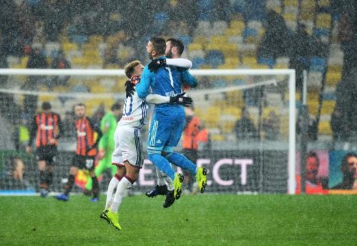 El Lyon está de regreso en los 8vos de la Champions League. www.olympique-et-lyonnais.com