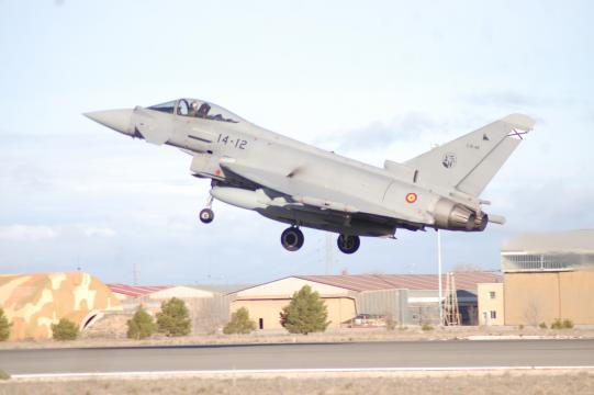 Eurofighter. Toda la flota será modernizada y puesta al día