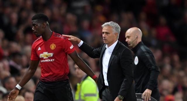 Manchester United: Pogba-Mourinho rift reports 'nonsense'   FOX ... - foxsportsasia.com