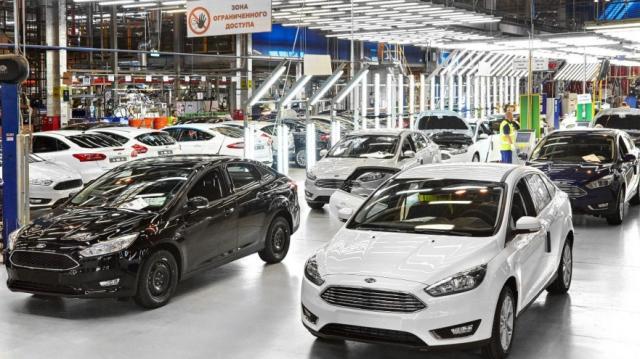 Ford verso la chiusura di uno stabilimento in Francia - ford.com