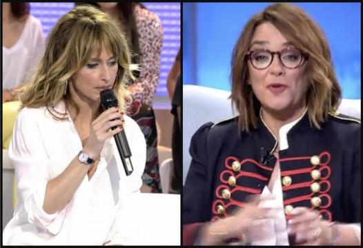 Guerra de presentadoras en Mediaset