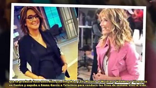 Por este motivo despedirán a Toñi Moreno y Emma García llora por ... - dailymotion.com