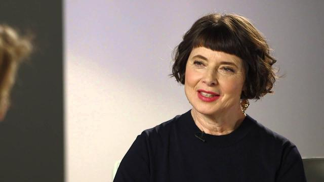 Behind the Scenes with Isabella Rossellini (Full Video) - YouTube - youtube.com