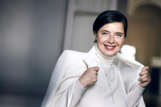 "Isabella Rossellini on Her Return to Lancôme: ""I Feel Energized ... - vanityfair.com"