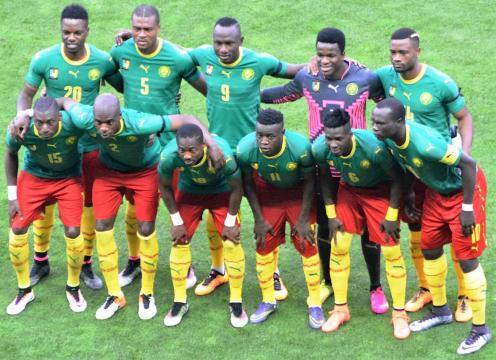 Les Lions indomptables à 90 minutes du Gabon - Camfoot.com - camfoot.com