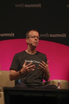 """Quentin Hardy, capo editoriale di Google Cloud e già importante redattore """"Tech"""" del New York Times"""