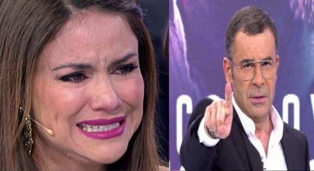 Mónica Hoyos enfadada contesta a Jorge Javier tras sus críticas