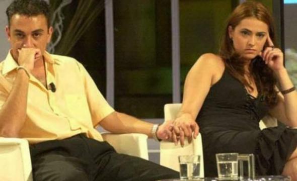 Kiko Hernández y Patricia Ledesma en una entrevista