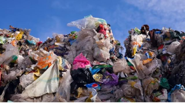 Examples of plastic pollution. [Image source/Futurism YouTube video]