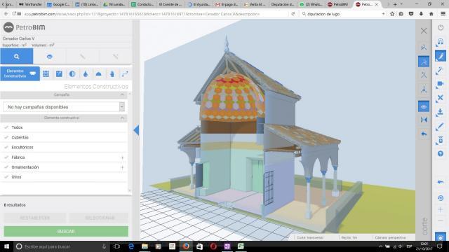 La tecnología BIM en pos de una gestión eficaz del Patrimonio