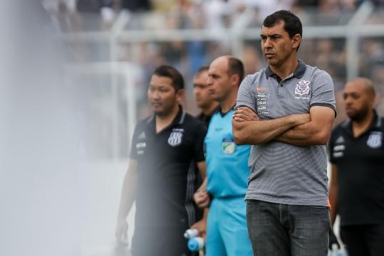 Agora é oficial: Corinthians anuncia retorno de Fabio Carille - srzd.com