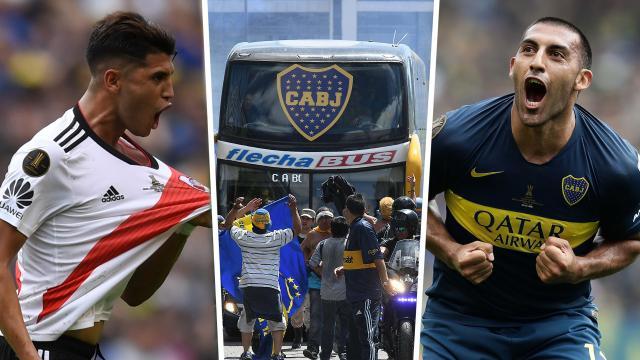 South American shambles: How Boca vs River descended into Copa ... - sportingnews.com