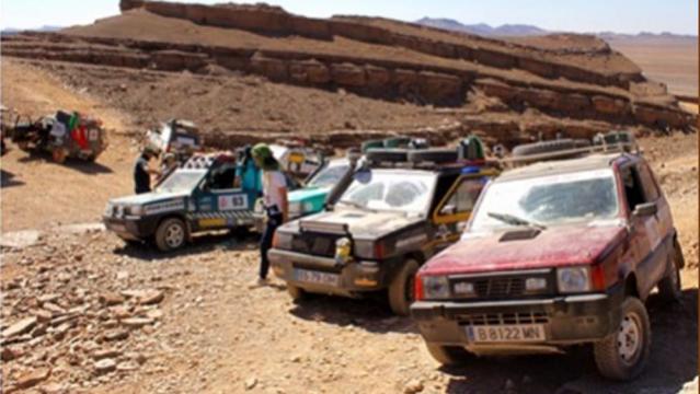 Dalla Marca a Marrakech in panda! Un rally per aiutare i bambini ... - trevisotoday.it