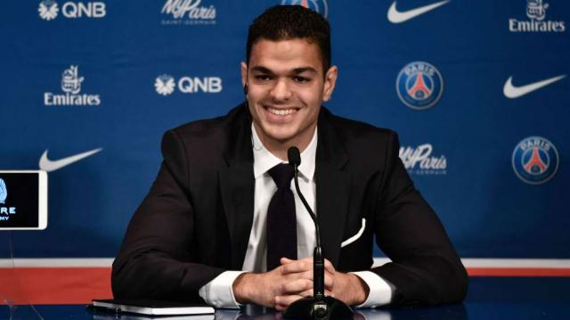 Hatem Ben Arfa: PSG can help me become on of world's best ... - pulse.ng