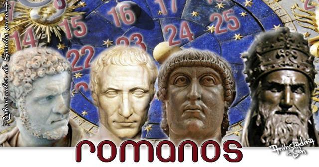 LOS FALSOS CALENDARIOS ROMANOS | RESTAURADOR DE SENDAS - blogspot.com