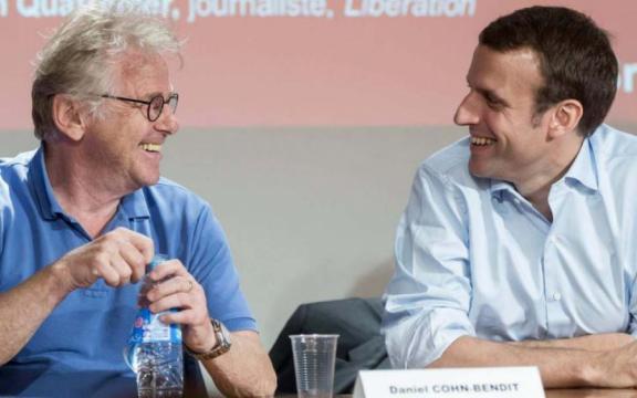 Présidentielle : Cohn-Bendit soutient Macron...contre Marine Le ... - leparisien.fr