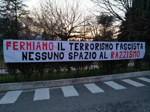 Macerata: manifestazione antifascista e antirazzista