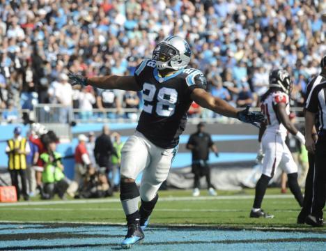 NFL | Ahora Jonathan Stewart: los corredores caen como moscas - AS.com - as.com