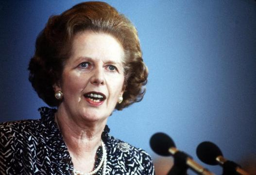 Statue of Margaret Thatcher outside Parliament is blocked over ... - thesun.co.uk