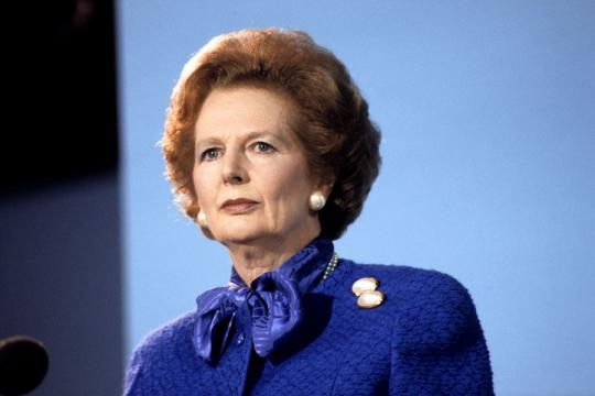 What Margaret Thatcher Did For Pop Music - NME - nme.com