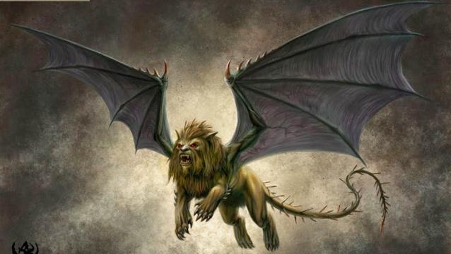 Caminando entre lo real y lo ficticio: Seres mitológicos voladres ... - blogspot.com