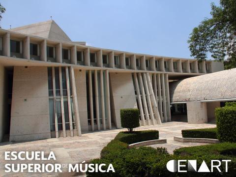 Centro Nacional de las Artes CENART   Escuela Superior de Música - gob.mx