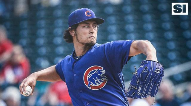 Darvish vestirá su tercera franela en MLB. SI.com.