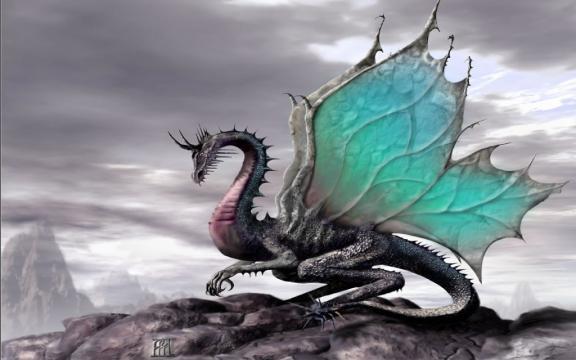 Dragón Mitológico | Imágenes de Miedo y Fotos de Terror - demiedo.es