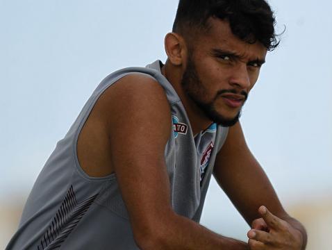 Fluminense ainda busca substituto de Gustavo Scarpa, atual meia do Palmeiras (Foto: Globo.com)