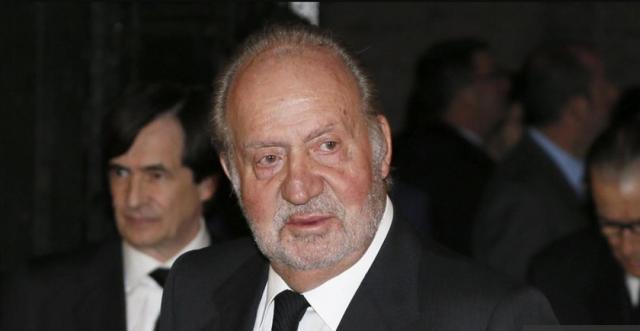 Juan Carlos I en imagen de archivo