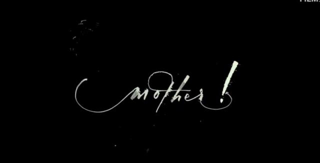 MOTHER! Trailer (Extended) - Image credit - FilmSelect Trailer   YouTube