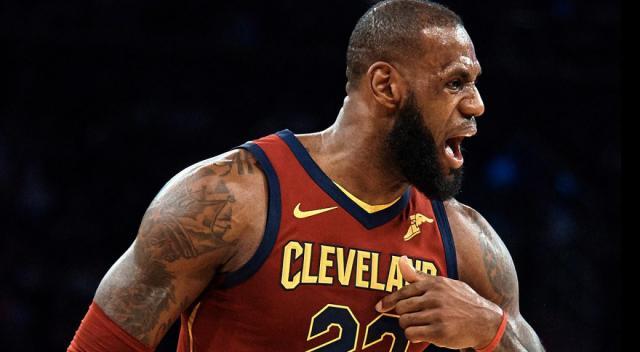 Cavs news: LeBron James facing worst seven-game streak of career ... - cavsnation.com