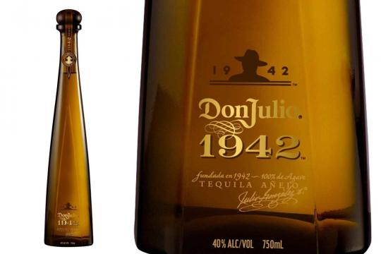 Don Julio 1942. - [Image use with permission from Diageo]
