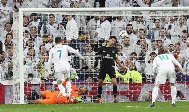 El 2do gol de Ronaldo encabezó la remontada merengue. El País.com.