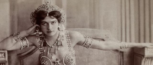 El Mito y la Doncella: Mata Hari
