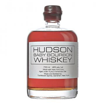 Hudson Baby Bourbon. - [Image use with permission from Tuthilltown Spirits]