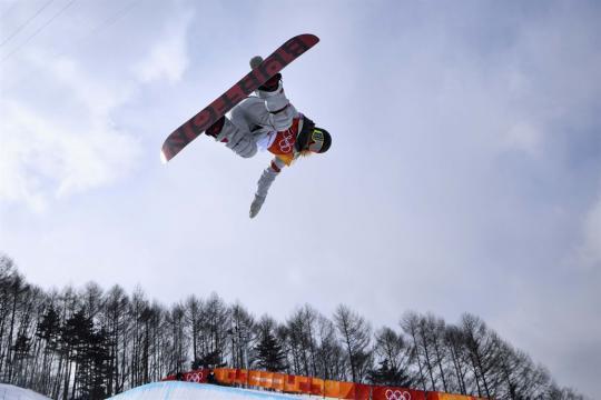 La atleta más millenial de los Juegos Olímpicos Pyeongchang 2018 ... - com.ar