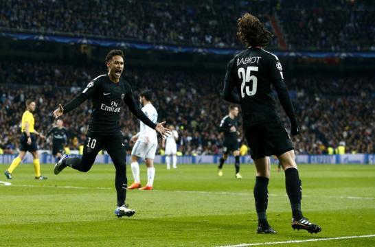 Rabiot marcó el 1-0 que parecía una loza importante. El País.com.