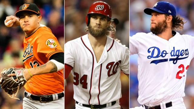 Ranking the top 15 free agents in MLB's stacked class of 2018-19 ... - sportingnews.com